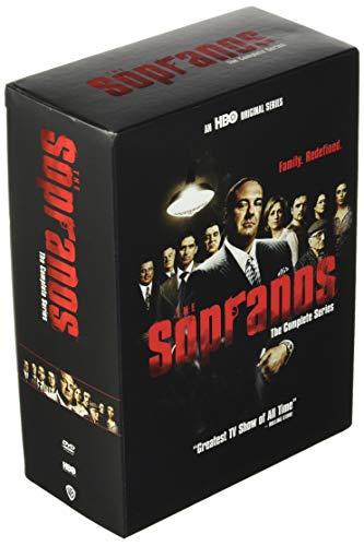 Sopranos: The Complete Series (RPKG) (DVD)