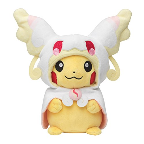 【Pokemon Center Original】 Pikachu wearing a poncho of Megatabun'ne ()