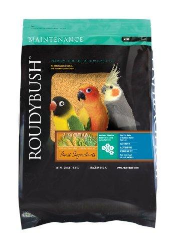 Roudybush Daily Maintenance Bird Food, Mini, 25-Pound by RoudyBush by Roudybush, Inc.