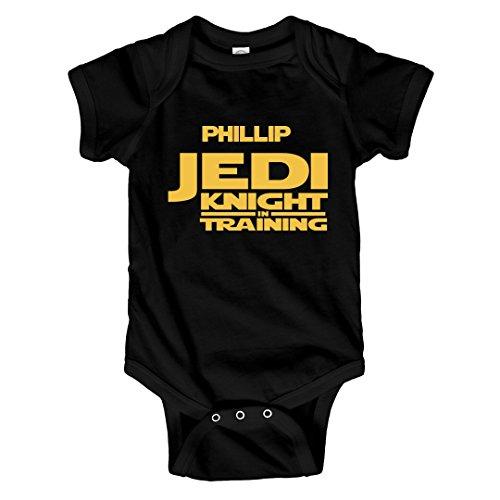 Price comparison product image Phillip Jedi Knight in Training: Infant Rabbit Skins Lap Shoulder Creeper