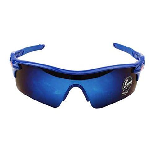 04e86107f5 Wa Gafas de Sol Deportivas Polarizadas Para Hombre Para Esquiar Golf Correr  Ciclismo Súper
