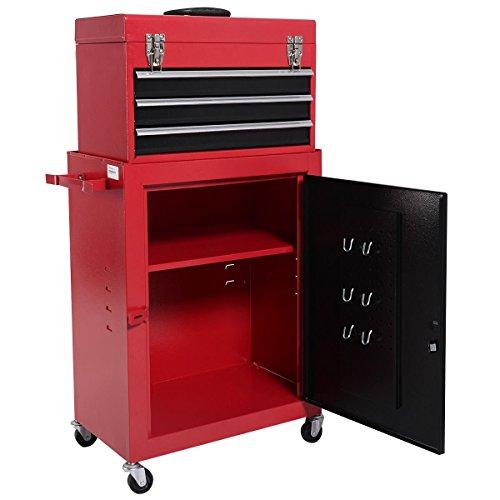 Giantex Cabinet Storage Rolling Organizer