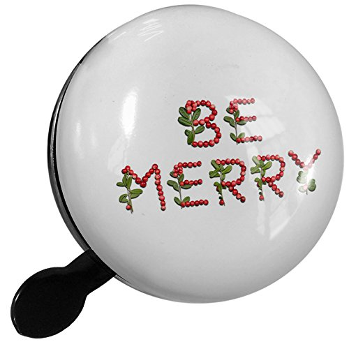 Small Bike Bell Be Merry Cranberries Fruits - NEONBLOND