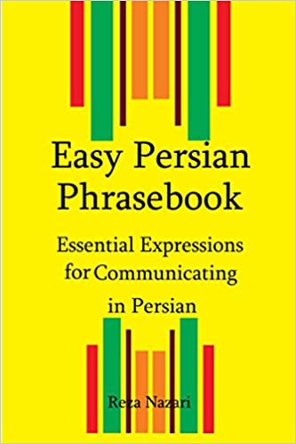 Amazon Com Easy Persian Phrasebook Essential Expressions For