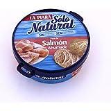 Smoked Salmon Pate 77g Tin Spanish Tapas Salmon Terrine Paste Paté Natural No Preservatives or Colorings