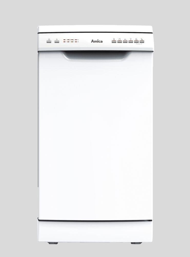 Amica GSP 14544 W a + + Stand de lavavajillas 45 cm blanco tiempo ...