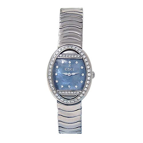 Ebel Beluga Analog-Quartz Female Watch E3057B1 (Certified Pre-Owned) Beluga Ladies Wrist Watch