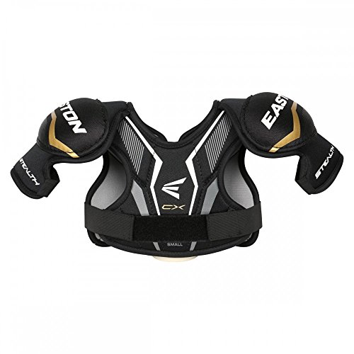 Easton Stealth CX Youth Ice Hockey Shoulder Chest Pads Ad...