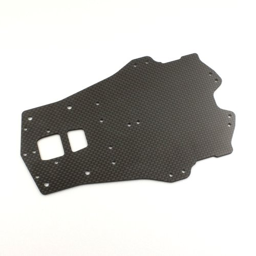 Carbon main chassis PZ017 (japan import) by Kyosho