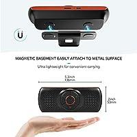 Car Stereo Music Receiver Player Aigoss Bluetooth 4.2 Car Speakerphone Sound