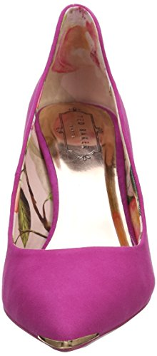 Ted Baker Vyixyns, Scarpe Col Tacco Punta Chiusa Donna Rosa (Pink #Ffc0cb)