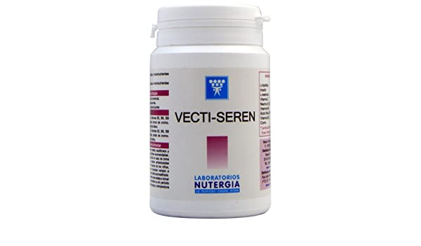 Amazon.com: Nutergia Vecti-Seren 60cap. by Nutergia: Health & Personal Care