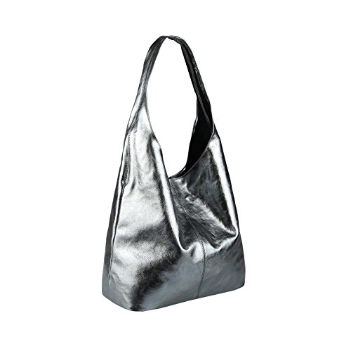 Bolso Couture Rosa ca BxHxT OBC asas Only Beautiful de 43x32x17 Metallic gris cm para metlico mujer Rosa TwPSzxqtE