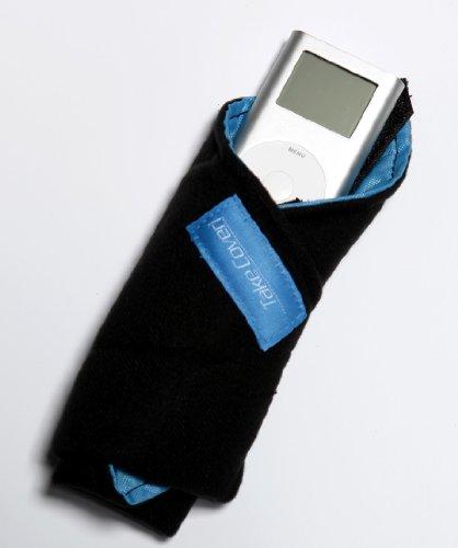 S+M Rehberg SW0025 digiWRAP Schutztasche mit Klettverschluß für elektronische und optische Geräte (25 x 25 cm)