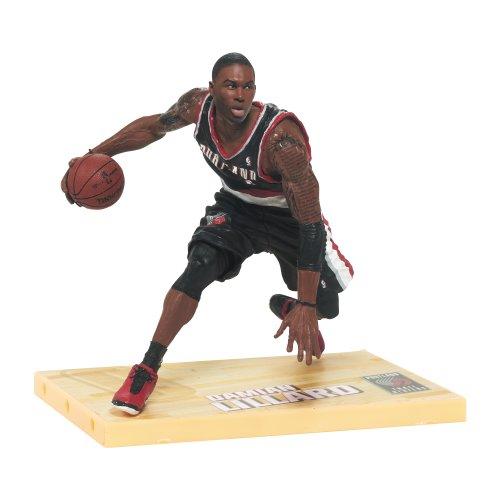 McFarlane Toys NBA Series 23 Damian Lillard Action Figure