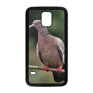 Blaick Pigeon Hight Quality Plastic Case for Samsung Galaxy S5