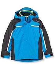 CMP Children's Tearproof Ski Jacket with Hood, Boys, 30W0164