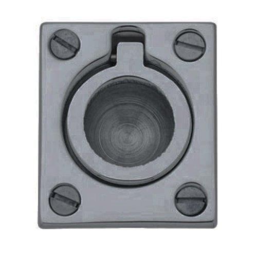 Nickel Accessory Flush Pulls - 7
