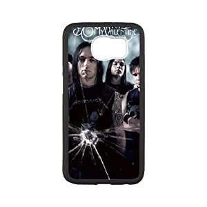 Bullet For My Valentine Samsung Galaxy S6 Cell Phone Case Black 05Go-262901