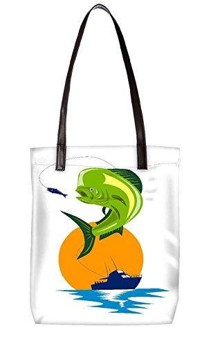 Snoogg Strandtasche, mehrfarbig (mehrfarbig) - LTR-BL-4312-ToteBag