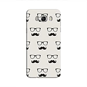 Cover It Up - Hipster Stickers Galaxy J7 2016Hard Case
