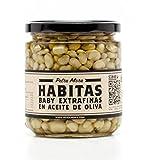 Petra Mora - Habitas baby extrafinas en aceite de oliva 345 g