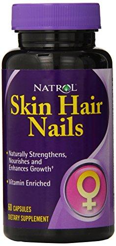 Natrol Nails Women Capsules 60 Count
