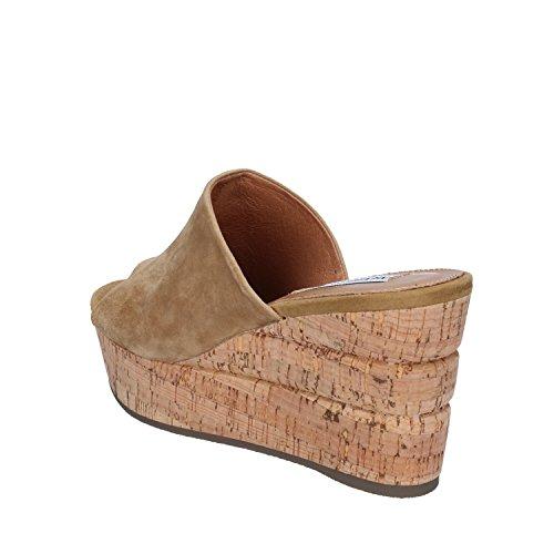 EMANUELLE VEE Sandales Pour Femme Beige Beige