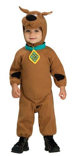 Toddler Scooby Doo Costumes (Scooby-Doo Romper Costume, 6-12 Months)