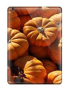 New Autumn Pumpkin Tpu Cover Case For Ipad Air