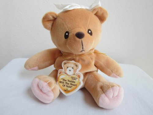 """Cherished Teddies """"The Teddy with a Heart of Gold"""""""
