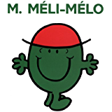 Monsieur Méli-Mélo (Collection Monsieur Madame)