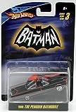 Hot Wheels Batman Series 3 1:50 Scale 1966 The Penguin Batmobile