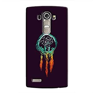 Cover it up Dreamcatcher Hard Case for LG G4 - Multi Color