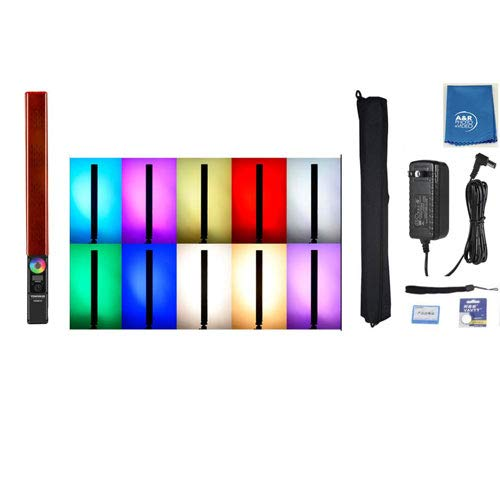 YONGNUO YN360 III LED Video Light with Adjustable Color Temperature 3200K-5600K