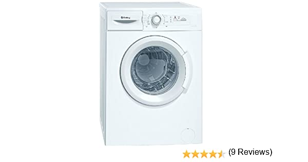 Balay 3TS853B Independiente Carga frontal 5.5kg 955RPM A+ Blanco ...