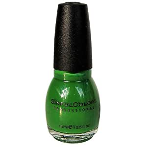 Sinful Colors Professional Nail Polish Enamel 1105 Exotic Green