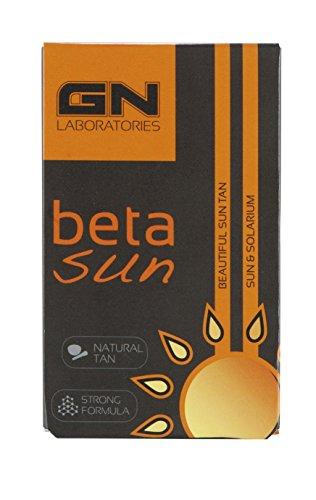 GN Laboratories Beta SUN Bräunungsbeschleuniger 30 Carotin Kapseln - Vegy CAPS