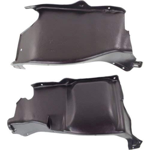 Garage-Pro Engine Splash Shield for New Beetle 1998-2006 Under Cover Right Side and Left Side 1.8/1.9L Eng. Hatchback ()