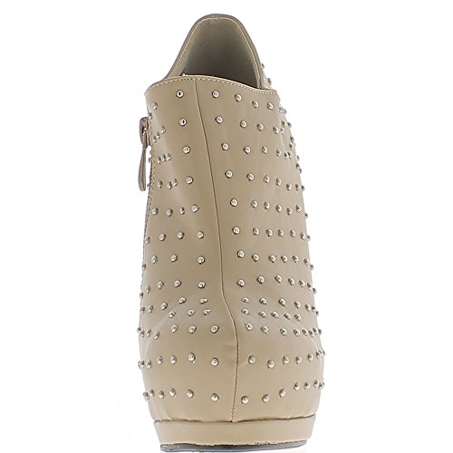 Nude Low Low Boots Beiges Boots wxqBx0v8X