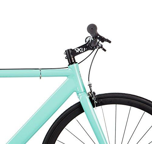 6ku Aluminum Fixed Gear Single Speed Fixie Urban Track Bike With More 6ku Prices And Single
