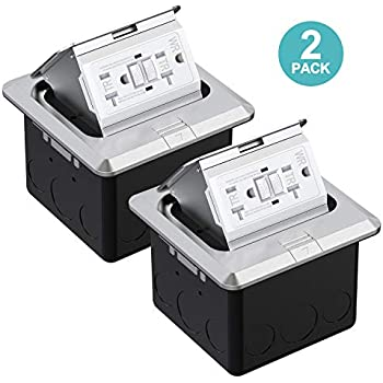 Webang Pop Up Floor Outlet Covers Box With 20 Amp