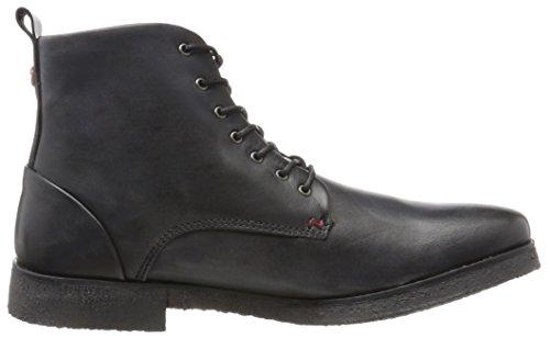 Force Black Schwarz Klassische Herren nobrand Stiefel C65YqxAw6