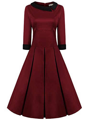 50 style swing dresses - 1
