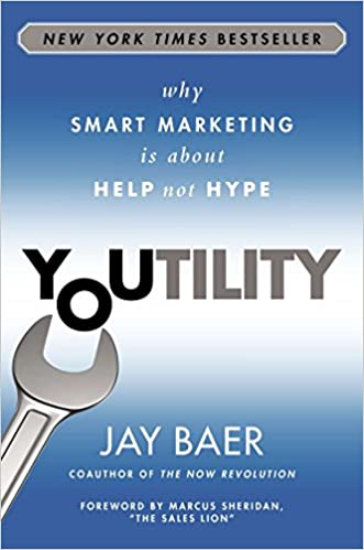 Book Title - Youtility: Why Smart Marketing Is about Help Not Hype