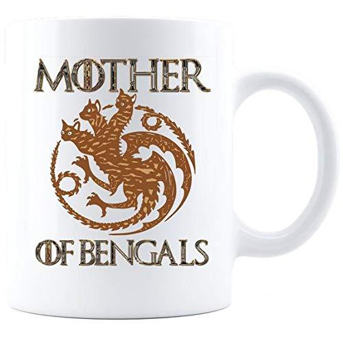 Cat Mug/Cat Lover Gift/Cat Coffee Mug/Bengal Cat Mug/Mother of Bengals Mug/Mother of Bengals Gift