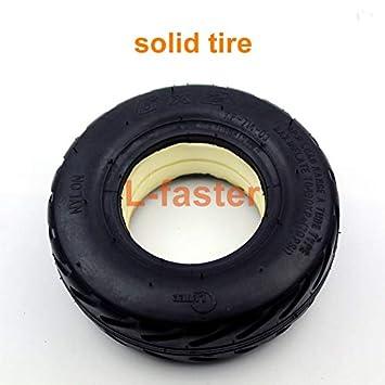Rueda eléctrica para Patinete L-Fast, 6 x 2 Pulgadas, con neumático de