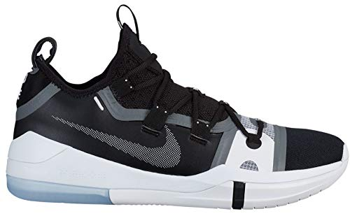 179a0a4fc6d Nike Men s Kobe AD Basketball Shoe (9 D US) Black Black-White