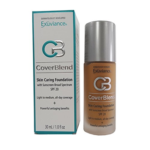 Exuviance - CoverBlend Skin Caring Foundations SPF 20