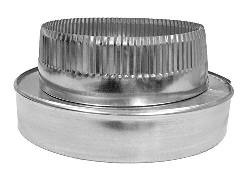 Duct Outlet Short Duct Reducer HVAC (8x6)